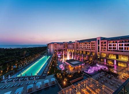 Regnum – Carya Golf Resort Hotel